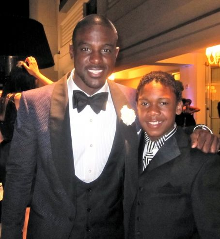 Lance Gross 41st NAACP  Post Show Gala at SLS w/ Jaishon Fisher