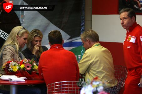 Corinna Schumacher Michael Schumacher and