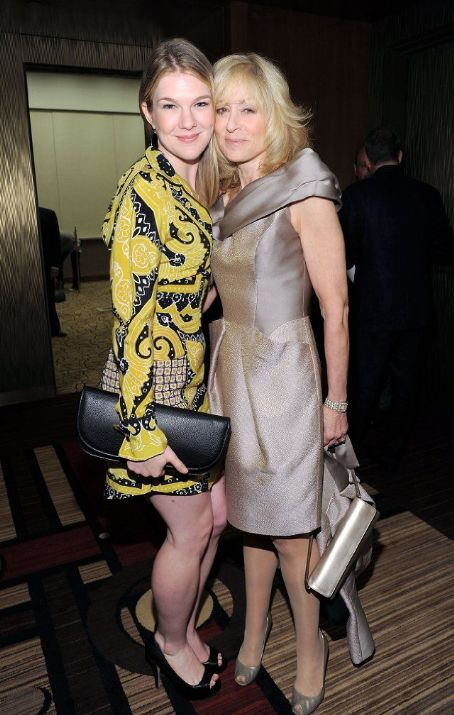 Lily Rabe Judith Light With