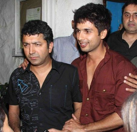 Kunal Kohli  at Shahid Kapoor's Birthday Bash 2011 Celebration Party