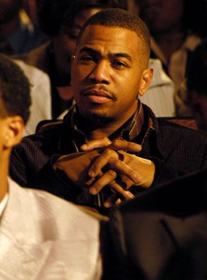 Omar Gooding  in the gospel