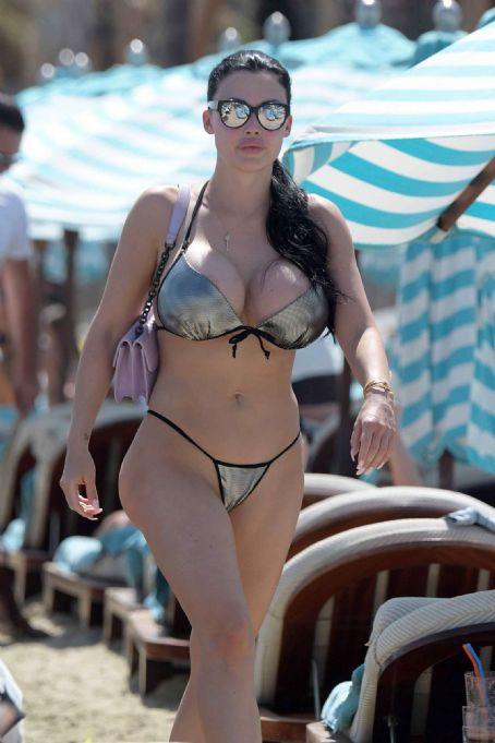 Holiday Aletta Bikini Mykonos In Ocean On Famousfix WD2H9IE