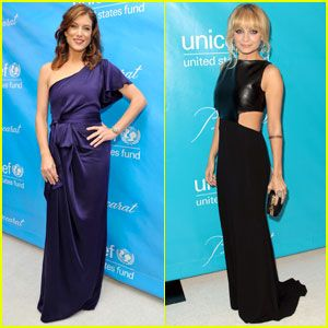 Kate Walsh & Nicole Richie: UNICEF Ball 2011!