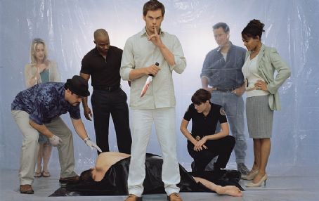 Michael C. Hall Dexter Cast