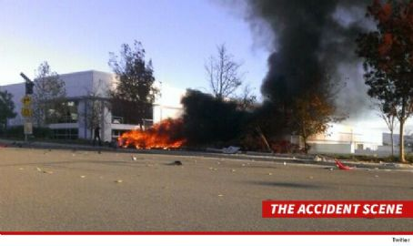 Paul Walker Dead At 40, 28300 block of Rye Canyon Loop, Santa Clarita CA