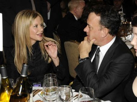 Meg Ryan and Tom Hanks