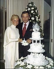 Dani Crayne and David Janssen