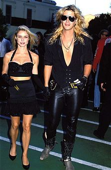 Duff McKagan and Amanda Mandy Brixx Duff and Mandy McKagan