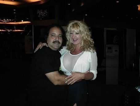 Sable Holiday  and Ron Jeremy