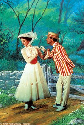 Dick Van Dyke Mary Poppins (1964)