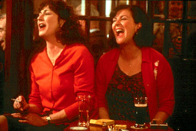 Agnes Browne Anjelica Huston and Marion O'Dwyer in USA Films'  - 2000