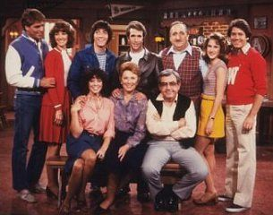 Anson Williams The Cast of Happy Days