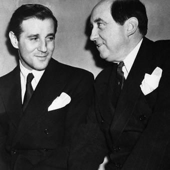 Bugsy Siegel  Talks with Attorney Giesler