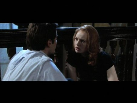 Urban Legend Alicia Witt and Jared Leto