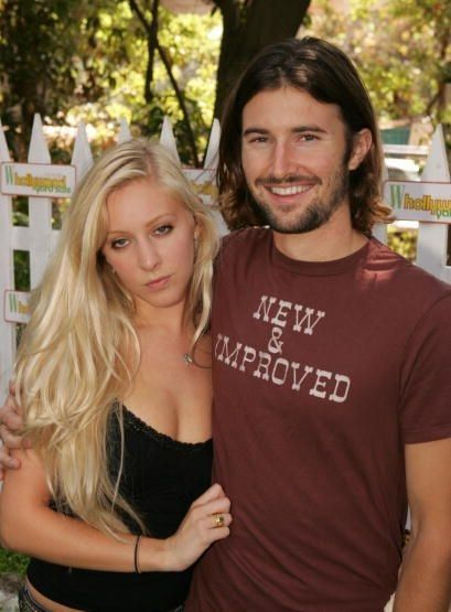 Brandon Jenner Leah Felder and