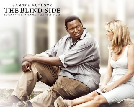 Quinton Aaron - The Blind Side Wallpaper