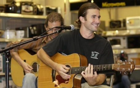 Brandon Jenner July 29, 2005 -  performs with his band Big Dume