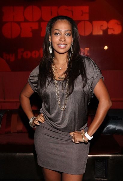La La Anthony LaLa Vasquez