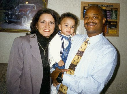 Todd Bridges  & Family