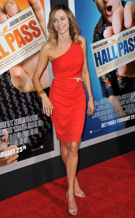 Vanessa Angel - Premiere of Warner Brothers' 'Hall Pass' at the Cinerama Dome on February 23, 2011 in Los Angeles, California