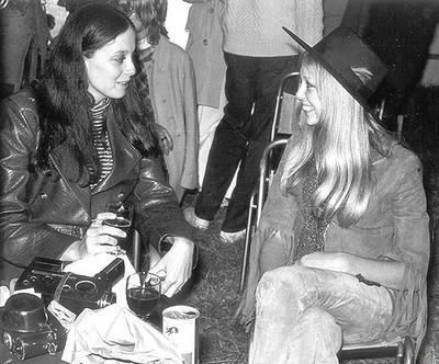 Sara Lownds Sara Dylan and Pattie Boyd