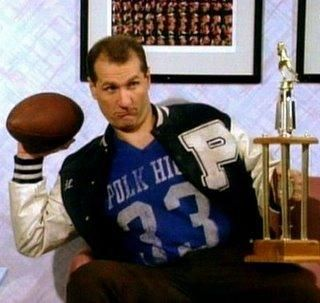 Ed O'Neill - The Star Quarterback