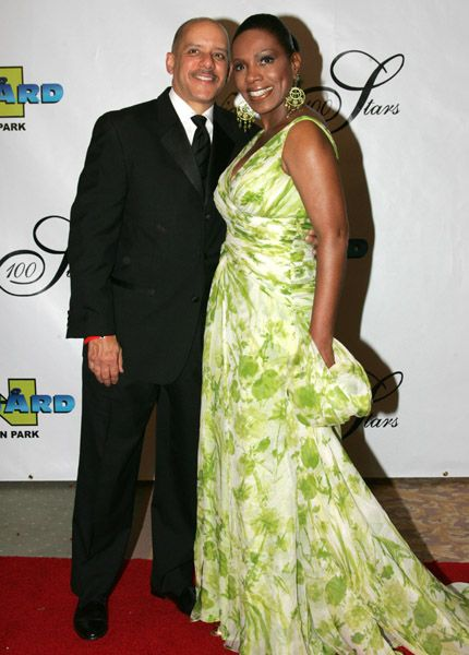 Sheryl Lee Ralph  and Vincent Hughes
