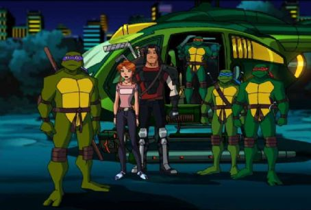 April O'Neil Teenage Mutant Ninja Turtles (2003)