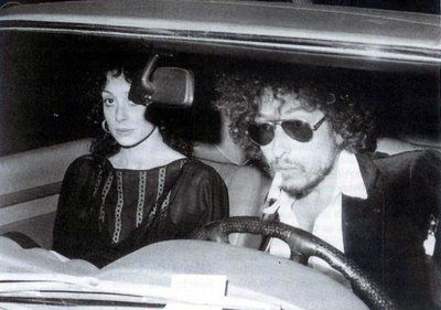 Sara Lownds Bob Dylan and