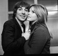 Kim Moon McLagan Keith Moon and Kim Kerrigan