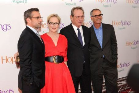"Meryl Streep - ""Hope Springs"" New York Premiere (August 6)"