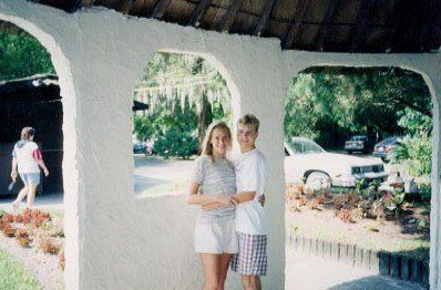 Brian Littrell and Samantha Stonebraker - Couple