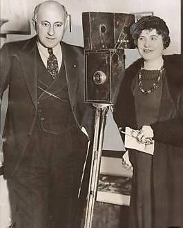 Cecil B. DeMille Jeanie Macpherson and