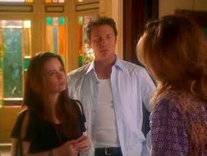 Finola Hughes Brian Krause- Charmed photos