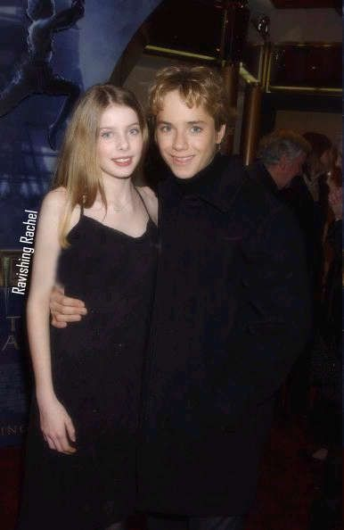 Rachel Hurd-Wood Jeremy Sumpter and