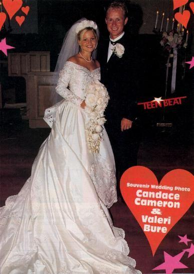 Full House Candace Cameron Wedding