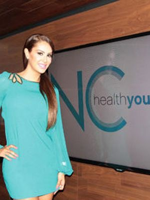 Ninel Conde Opens a Beauty Spa