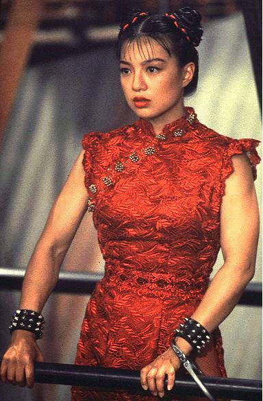 Ming-Na Wen Ming-Na in Street Fighter (1994)