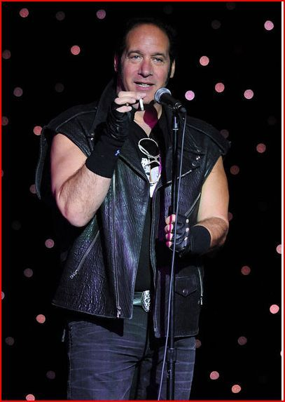 Andrew Dice Clay  Performs at the Riviera