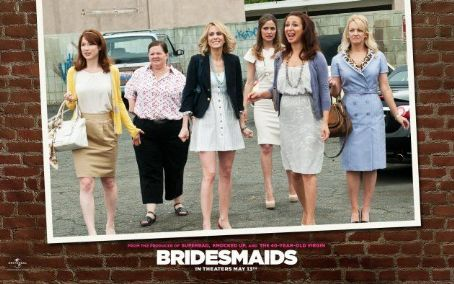 Ellie Kemper Bridesmaids
