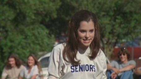 Parker Posey In Dazed And Confused (1992).