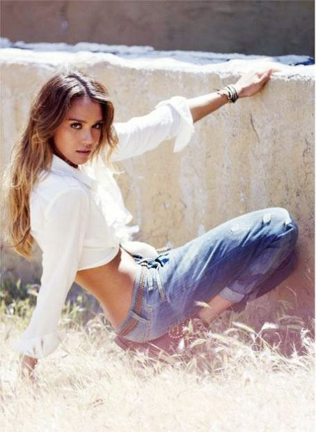 Jessica Alba - The Edit Magazine Pictorial [United Kingdom] (25 April 2013)