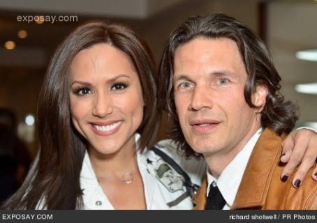 Michael Worth  and Leeann Tweeden