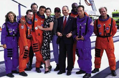 Will Patton Armageddon (1998)