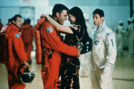 Liv Tyler and Ben Affleck