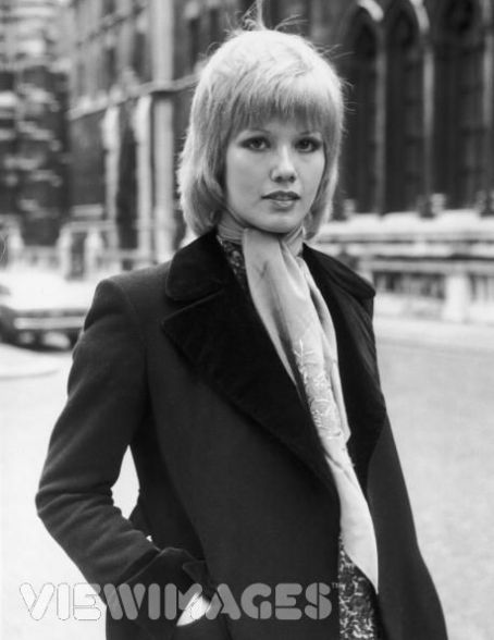 Kim Moon McLagan Kim Kerrigan, wife of rock drummer Keith Moon, in London after the hearing of her divorce petition, 11th April 1975.