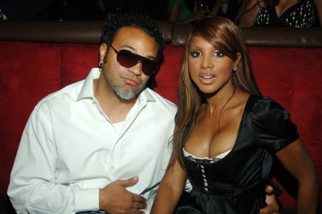 Toni Braxton and Keri Lewis