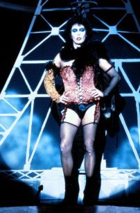 The Rocky Horror Picture Show Tim Curry as Dr. Frank-N-Furter in The Rocky Horror Picture (1975)