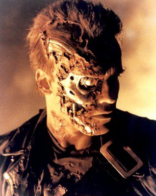 Arnold Schwarzenegger - T-800 Promo - Terminator 2: Judgment Day - (1991)