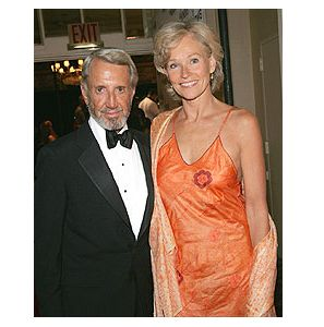 Roy Scheider  & Wife